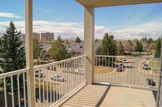 Photo 2: 425 7511 171 Street in Edmonton: Zone 20 Condo for sale : MLS®# E4195632
