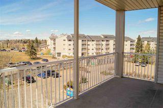 Photo 21: 425 7511 171 Street in Edmonton: Zone 20 Condo for sale : MLS®# E4195632