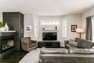 Photo 8: 4923 TERWILLEGAR Common in Edmonton: Zone 14 Attached Home for sale : MLS®# E4196133