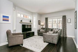 Photo 5: 4923 TERWILLEGAR Common in Edmonton: Zone 14 Attached Home for sale : MLS®# E4196133