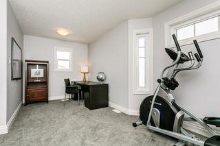 Photo 34: 4923 TERWILLEGAR Common in Edmonton: Zone 14 Attached Home for sale : MLS®# E4196133
