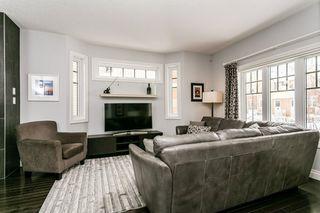 Photo 4: 4923 TERWILLEGAR Common in Edmonton: Zone 14 Attached Home for sale : MLS®# E4196133