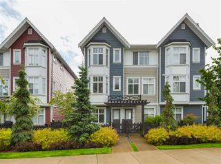 "Photo 1: 26 20852 77A Avenue in Langley: Willoughby Heights Townhouse for sale in ""ARCADIA"" : MLS®# R2464910"