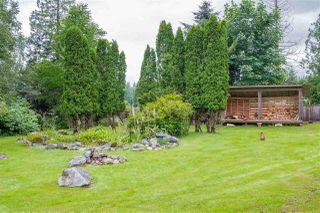 Photo 30: 10721 272 Street in Maple Ridge: Whonnock House for sale : MLS®# R2475987