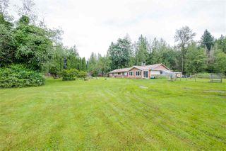 Photo 32: 10721 272 Street in Maple Ridge: Whonnock House for sale : MLS®# R2475987
