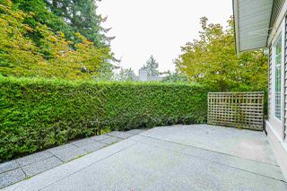 "Photo 33: 36 16888 80 Avenue in Surrey: Fleetwood Tynehead Townhouse for sale in ""STONECROFT"" : MLS®# R2494658"
