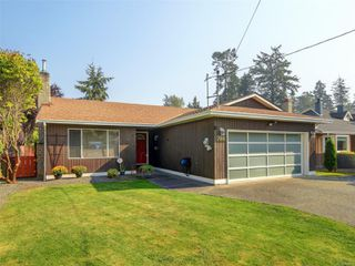 Photo 1: 708 Miller Ave in : SW Royal Oak House for sale (Saanich West)  : MLS®# 858813