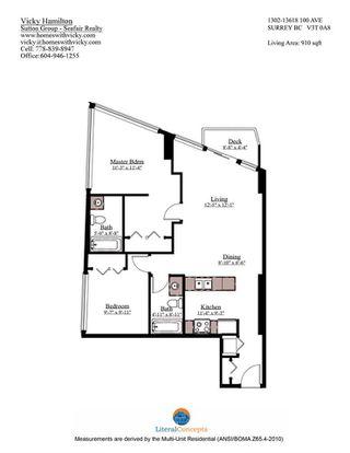 """Photo 21: 1302 13618 100 Avenue in Surrey: Whalley Condo for sale in """"INFINITY"""" (North Surrey)  : MLS®# R2512919"""