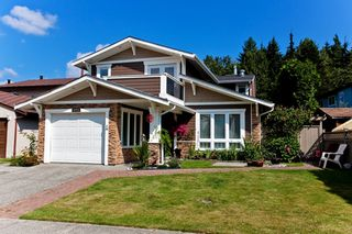 Main Photo: 3251 Georgeson Avenue in Coquitlam: House for sale (Port Coquitlam)  : MLS®# V905257