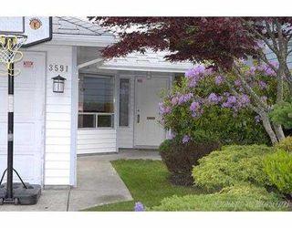Photo 2: 3591 GARRY ST in Richmond: Steveston Village House for sale : MLS®# V592716