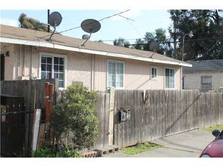 Photo 1: SAN DIEGO Property for sale: 1825 Vesta Street