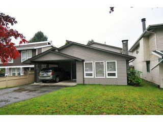 Photo 1: 3155 FREY Place in Port Coquitlam: Glenwood PQ House for sale : MLS®# V1034230