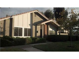 Photo 1: RANCHO BERNARDO Townhome for sale : 2 bedrooms : 17455 Ashburton Road in San Diego