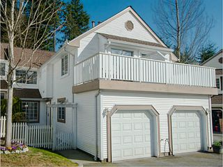 "Photo 1: 8 3939 INDIAN RIVER Drive in North Vancouver: Indian River Townhouse for sale in ""Hartford Lane"" : MLS®# V1052357"