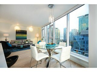 "Photo 3: 1103 1499 W PENDER Street in Vancouver: Coal Harbour Condo for sale in ""WEST PENDER PLACE"" (Vancouver West)  : MLS®# V1054615"