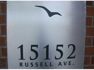 "Photo 2: 1204 15152 RUSSELL Avenue: White Rock Condo for sale in ""MIRAMAR"" (South Surrey White Rock)  : MLS®# F1408728"