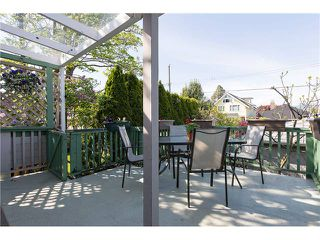 """Photo 17: 3691 W 21ST Avenue in Vancouver: Dunbar House for sale in """"DUNBAR"""" (Vancouver West)  : MLS®# V1062910"""