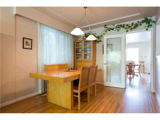 """Photo 5: 3691 W 21ST Avenue in Vancouver: Dunbar House for sale in """"DUNBAR"""" (Vancouver West)  : MLS®# V1062910"""