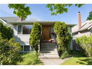 """Photo 1: 3691 W 21ST Avenue in Vancouver: Dunbar House for sale in """"DUNBAR"""" (Vancouver West)  : MLS®# V1062910"""