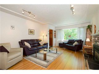 """Photo 4: 3691 W 21ST Avenue in Vancouver: Dunbar House for sale in """"DUNBAR"""" (Vancouver West)  : MLS®# V1062910"""