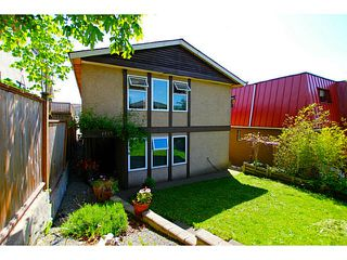 Photo 1: 4882 TRIUMPH Street in Burnaby: Capitol Hill BN House for sale (Burnaby North)  : MLS®# V1064595