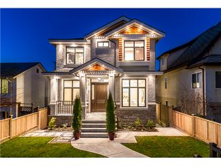 Photo 1: 3175 E 22ND Avenue in Vancouver: Renfrew Heights House for sale (Vancouver East)  : MLS®# V1099319