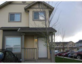 Photo 1: 57 111 Tarawood Lane NE in Calgary: Taradale Townhouse for sale : MLS®# C3364648