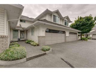 """Main Photo: 22 19051 119TH Avenue in Pitt Meadows: Central Meadows Townhouse for sale in """"Park Meadows Estates"""" : MLS®# V1102081"""
