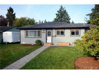 Photo 1: 3094 Paisley Pl in VICTORIA: Co Hatley Park House for sale (Colwood)  : MLS®# 715222