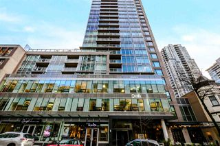 "Photo 1: 1001 888 HOMER Street in Vancouver: Downtown VW Condo for sale in ""BEASLEY"" (Vancouver West)  : MLS®# R2030444"