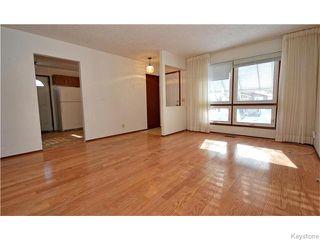 Photo 2: 73 Meadow Gate Drive in WINNIPEG: Transcona Residential for sale (North East Winnipeg)  : MLS®# 1603841