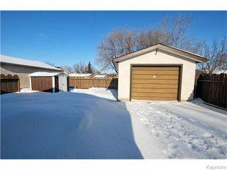 Photo 12: 73 Meadow Gate Drive in WINNIPEG: Transcona Residential for sale (North East Winnipeg)  : MLS®# 1603841