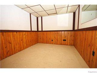 Photo 9: 73 Meadow Gate Drive in WINNIPEG: Transcona Residential for sale (North East Winnipeg)  : MLS®# 1603841