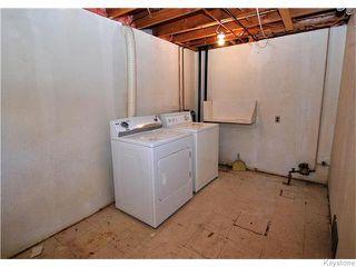 Photo 10: 73 Meadow Gate Drive in WINNIPEG: Transcona Residential for sale (North East Winnipeg)  : MLS®# 1603841