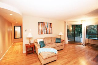 Photo 1: 103 1750 AUGUSTA Avenue in Burnaby: Simon Fraser Univer. Condo for sale (Burnaby North)  : MLS®# R2103118