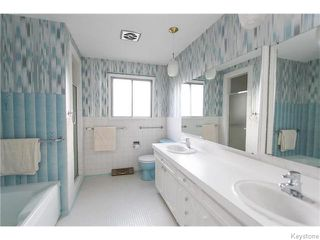 Photo 15: 14 Birkenhead Avenue in Winnipeg: Tuxedo Residential for sale (1E)  : MLS®# 1626083