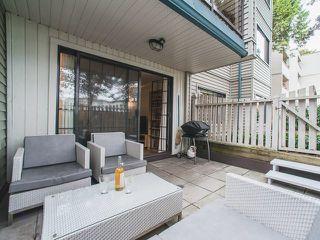 """Photo 1: 116 1422 E 3RD Avenue in Vancouver: Grandview VE Condo for sale in """"La Contessa"""" (Vancouver East)  : MLS®# R2115800"""