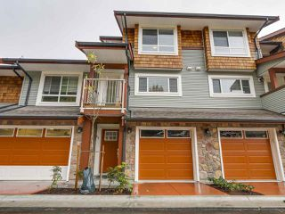 "Main Photo: 52 23651 132 Avenue in Maple Ridge: Silver Valley Townhouse for sale in ""MYRON'S MUSE"" : MLS®# R2130143"