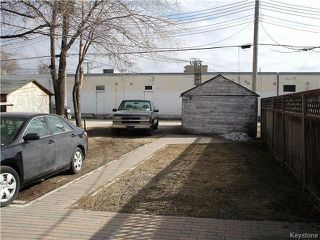 Photo 19: 218 Roger Street in Winnipeg: Norwood Residential for sale (2B)  : MLS®# 1707988