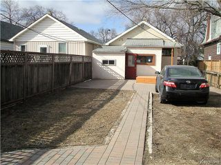 Photo 20: 218 Roger Street in Winnipeg: Norwood Residential for sale (2B)  : MLS®# 1707988