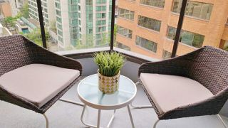 Photo 15: 1708 1189 HOWE STREET in Vancouver: Downtown VW Condo for sale (Vancouver West)  : MLS®# R2175440