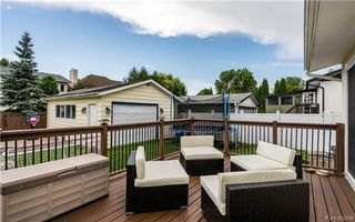 Photo 19: 3620 Eldridge Avenue in Winnipeg: Charleswood Residential for sale (1G)  : MLS®# 1720958