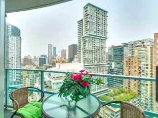 "Photo 15: 2702 833 HOMER Street in Vancouver: Downtown VW Condo for sale in ""ATELIER"" (Vancouver West)  : MLS®# R2195934"