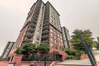 "Main Photo: 605 813 AGNES Street in New Westminster: Downtown NW Condo for sale in ""THE NEWS"" : MLS®# R2202442"