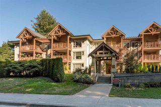 """Photo 1: 211 2323 MAMQUAM Road in Squamish: Garibaldi Highlands Condo for sale in """"SYMPHONY"""" : MLS®# R2206752"""