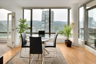 Photo 3: 1703 110 BREW STREET in Port Moody: Port Moody Centre Condo for sale : MLS®# R2203942