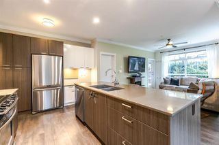 "Photo 3: 107 617 SMITH Avenue in Coquitlam: Coquitlam West Condo for sale in ""EASTON"" : MLS®# R2220282"