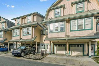 Photo 1: 8 11165 GILKER HILL Road in Maple Ridge: Cottonwood MR Townhouse for sale : MLS®# R2221793