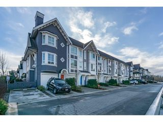 "Photo 1: 71 8438 207A Street in Langley: Willoughby Heights Townhouse for sale in ""York by Mosaic"" : MLS®# R2244503"