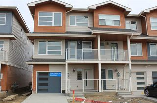 Main Photo: 17260 9A Avenue SW in Edmonton: Zone 56 Attached Home for sale : MLS®# E4114066